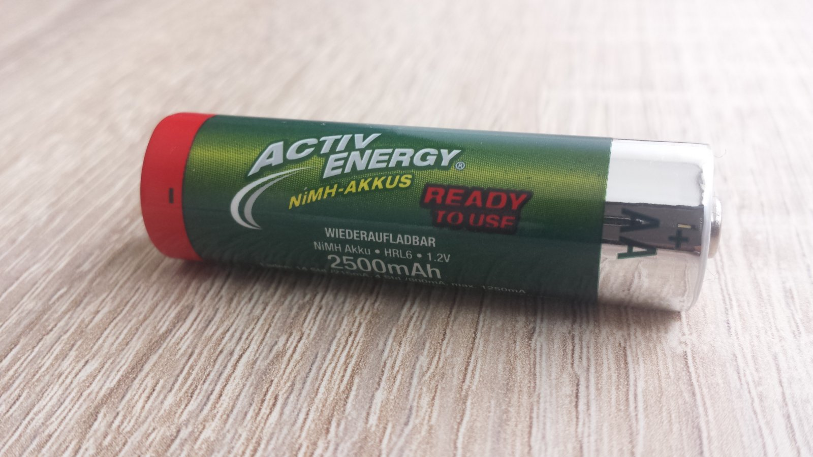 ActivEnergy 2500 ReadyToUse