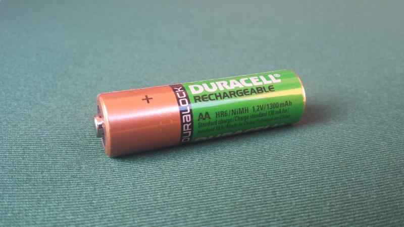 DURACELL PLUS 1300